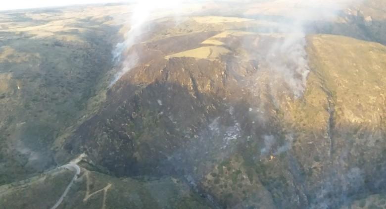 incendio hinojosa foto junta