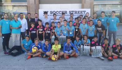 soccer street el corte ingles