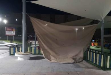 lona plaza concordia parque caidas
