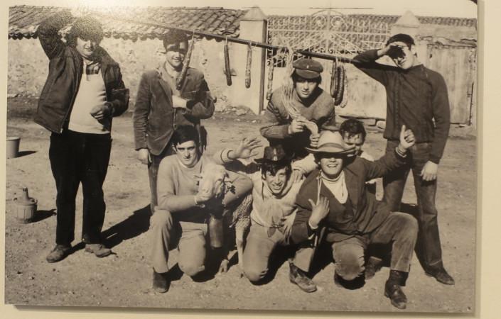 Los quintos de Morille. Salamanca