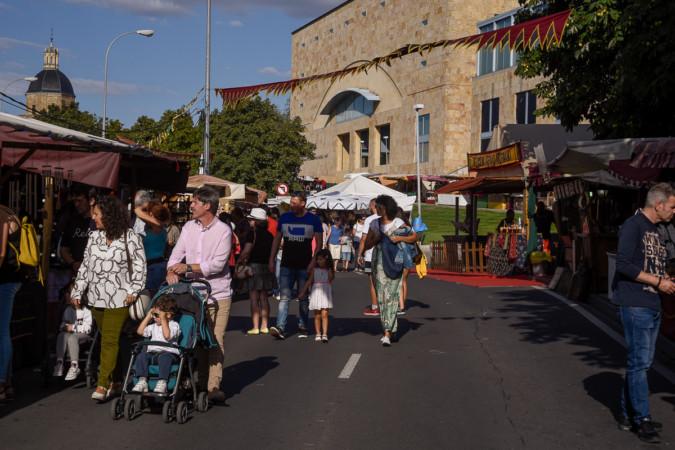 El Mercado Histórico está en la Vaguada de la Plama.