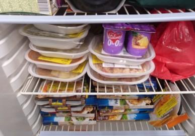 sacyl dieta comida guardia centros salud