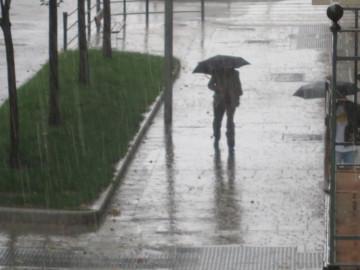 Tarde de tormentas en Salamanca.