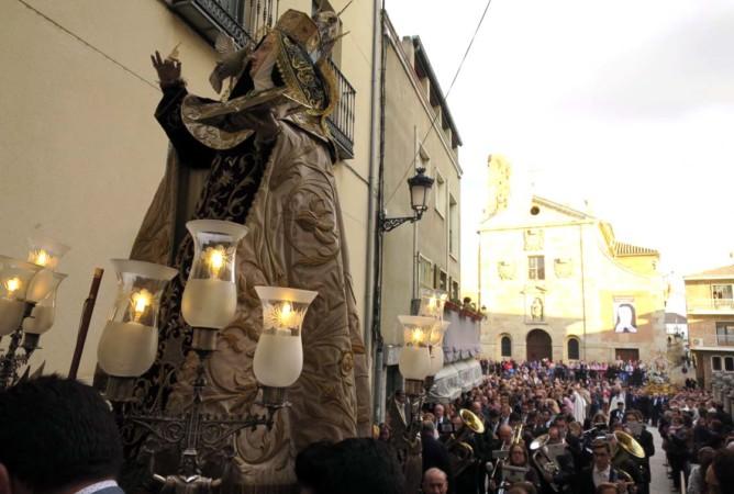alba fiestas santa teresa procesion brazo (1)