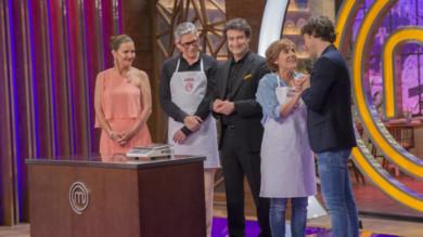 Anabel Alonso y Boris Izaguirre, nuevos concursantes de Masterchef Celebrity.