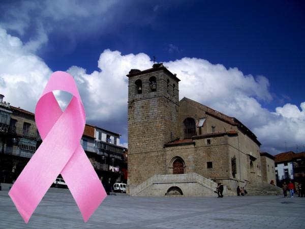 Béjar organiza actos para visibilizar el cáncer de mama.