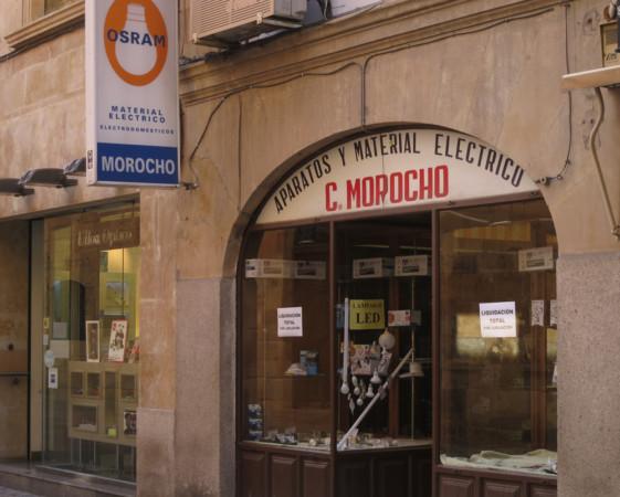 C. Morocho se cierra por jubilación. Está ubicado en la calle Zamora, de Salamanca