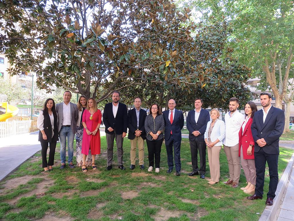 Candidatos y suplentes el Congreso y al Senado por el PP en Salamanca.