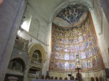 catedral vieja retablo