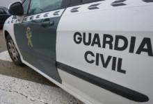 coche guardia civil salamanca
