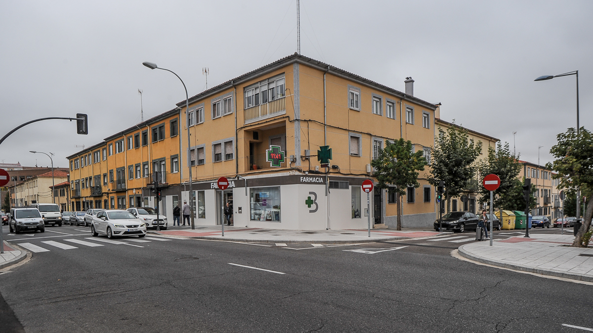 La avenida de Filiberto Villalobos debe su nombre al médico y político salmantino.