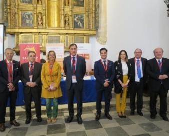 Fonseca acogió la I Jornada de de Innovación Tecnológica y Emprendimiento organizada por la Cátedra de RTVE-Usal.