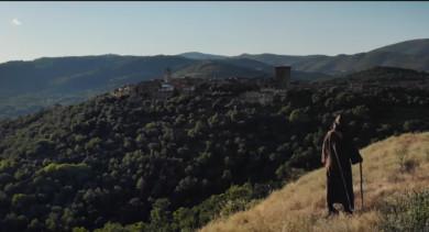Fotograma del corto 'La tinta oculta' de los cineastas salmantinos.