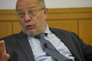 Francisco Igea, vicepresidente de la Junta de Castilla y León.