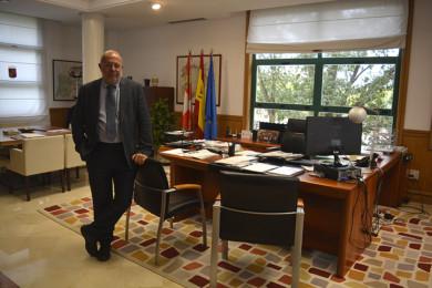Francisco Igea, líder de Cs y vipresidente de la Junta de CyL (10)