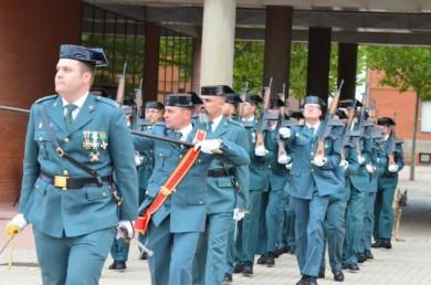 guardia civil patrona