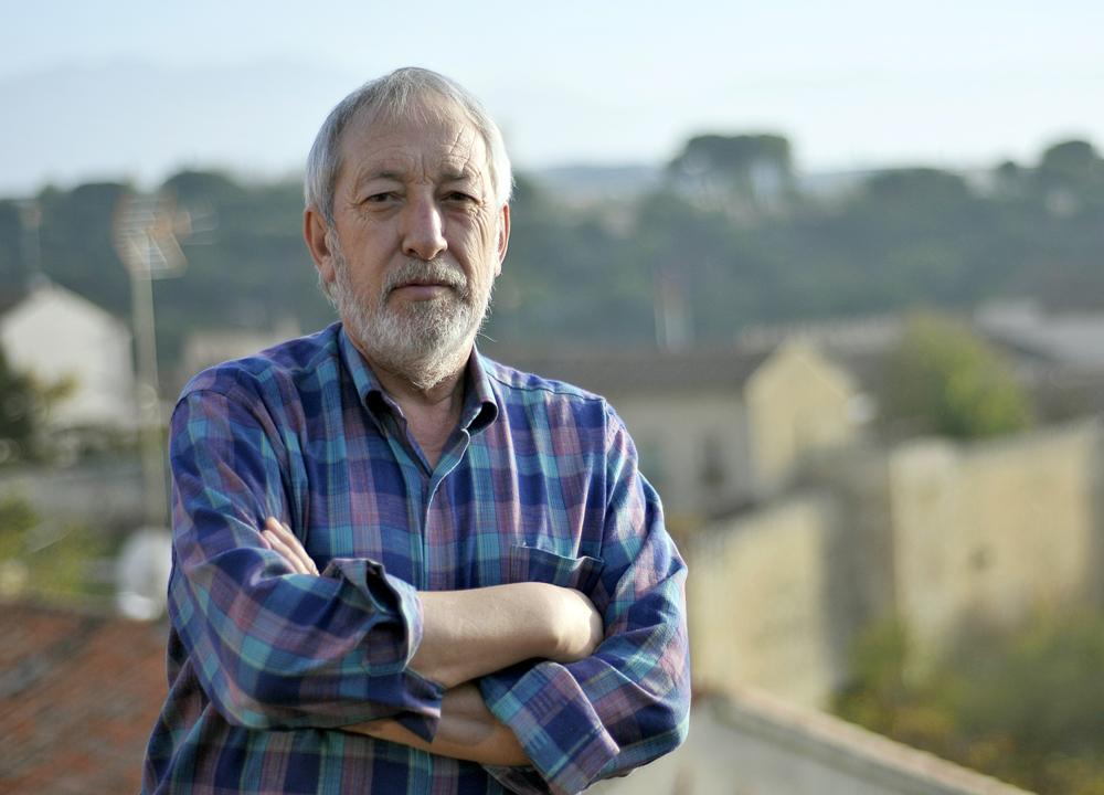 ICAL El director Eliseo de Pablos, en el rodaje de 'Mujeres de cristal', que participa en la sección Castilla y León en Largo, en la 64 Seminci
