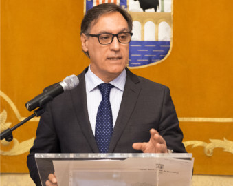 Jesús Formigo / ICAL El alcalde de Salamanca, Carlos García Carbayo