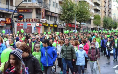 marcha contra cancer aecc