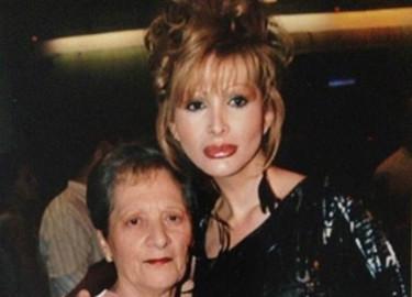 Margarita Seisdedos, madre de Yurema, ha fallecido a los 91 años. Foto. Instagram.