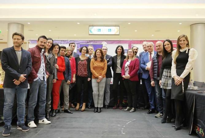 Mesa redonda sobre talento profesional CC El Tormes (1)