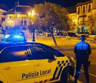 peñaranda policia local