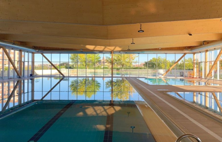 piscina san jose climatizada