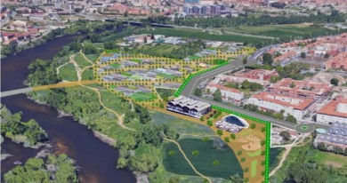 Plano Huertos Urbanos