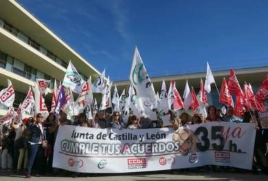protesta concentracion 35 horas funcionarios (2)