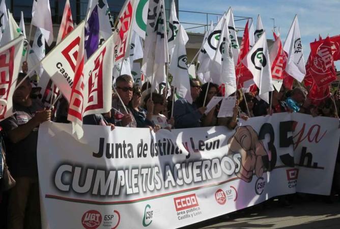 protesta concentracion 35 horas funcionarios (3)