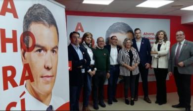 psoe inicio campaña electoral 2