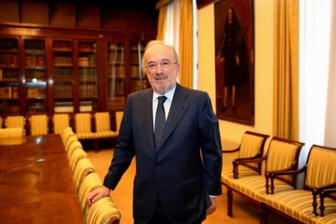Santiago Muñoz Machado. Foto. RAE.