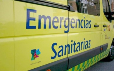 Ambulancia de Emergencias.