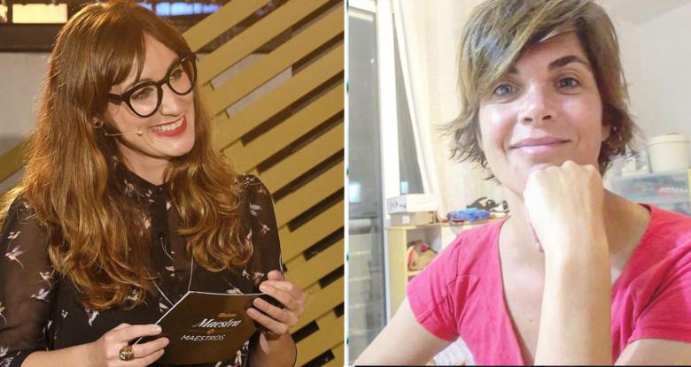 Ana Morgade y Samanta Villar se citan en Salamanca el miércoles 27 en El Niebla.