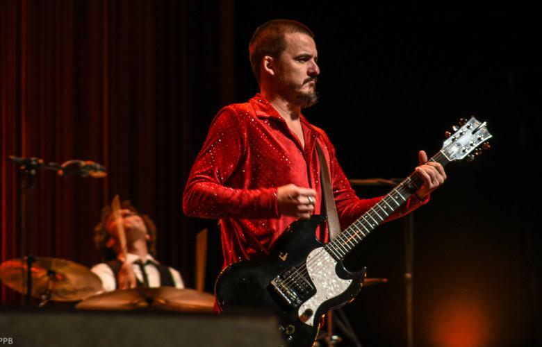 Coque Malla inicia su gira Revolución Tour en el CAEM de Salamanca.