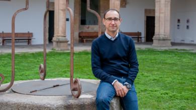 David Serrada, candidato al Congreso de los Diputados por el PSOE en Salamanca.