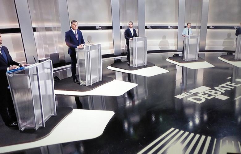 debate elecciones