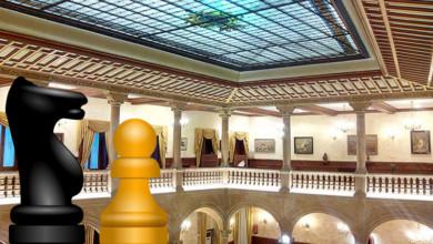 El Casino de Salamanca acoge el II Festival de Ajedrez 'VIII Centenario' del 25 al 30 de noviembre con la presencia de figuras mundiales.