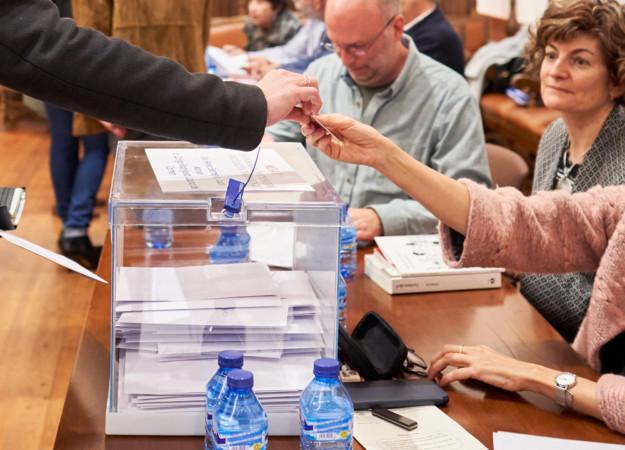 Elecciones claustro Universidad.