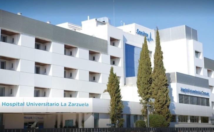 hospital zarzuela