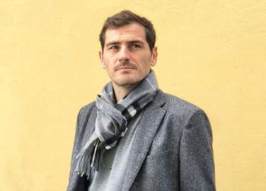 Iker Casillas visita La Alberca. Foto. Instagram.
