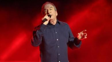José Luis Perales actúa en Valladolid el 14 de junio del 2020.