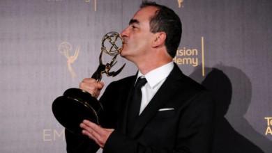 Víctor Reyes, ganador de un Premio Emmy.
