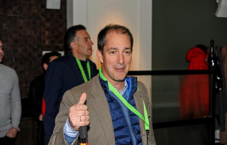 Víctor González Coello de Portugal, diputado de VOX por Salamanca.