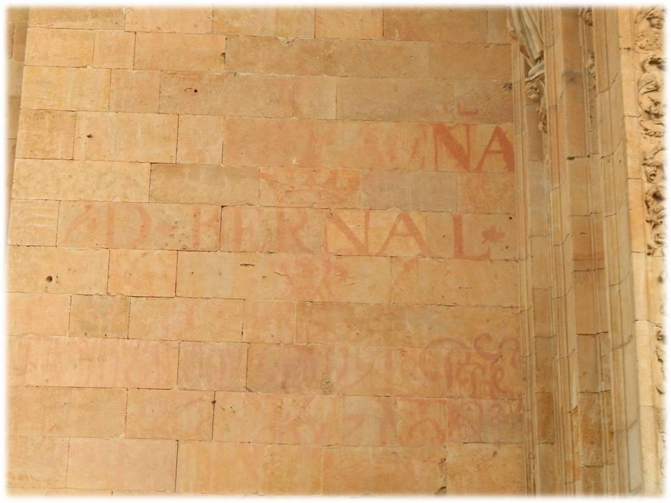 Vítor en los Dominicos, IIa mitad s. XVI (uno de los más antiguos conservados)