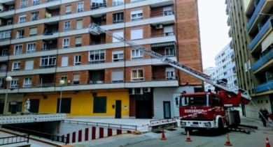 camion bomberos esacala averiada