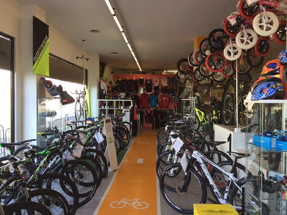 Cierra Bicimarket Salamanca Store