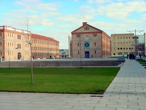 Escuela Politécnica de Zamora. Foto. DiCYT.