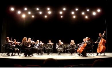 La Orquesta de Cámara del Casino de Salamanca ofrece el concierto Fin de Año el domingo 15 a las 12.00 horas y la entrada es gratuita hasta completar el aforo.
