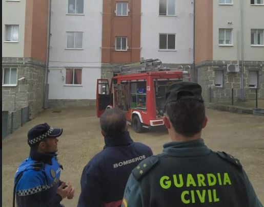 guardia civil bejar